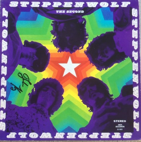Steppenwolf. DS-50037