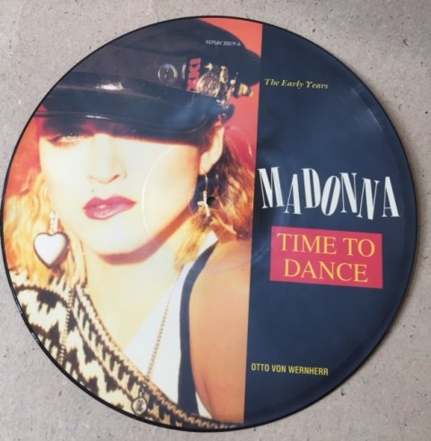 Madonna, Time to dance. 12