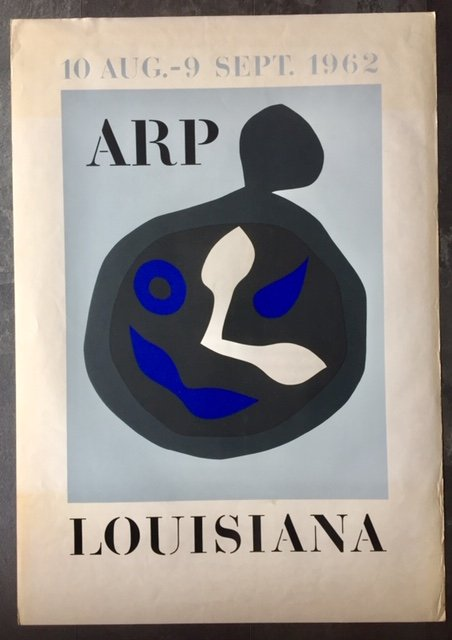 Louisiana plakat