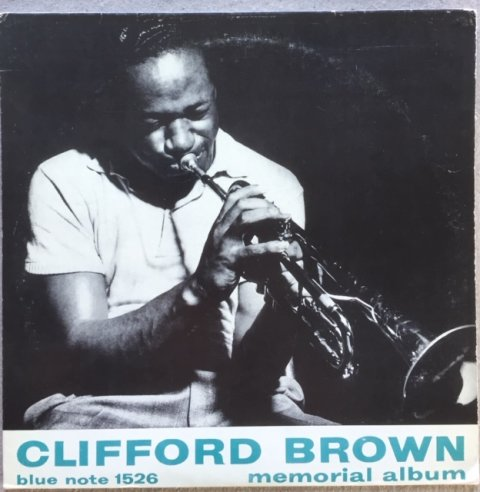 Clifford Brown. BLP 1526