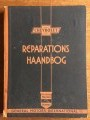 Chevrolet Reperations haandbog  1929-1936
