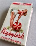 Pin Up  spillekort