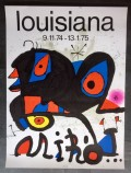 Miro, Louisiana plakat